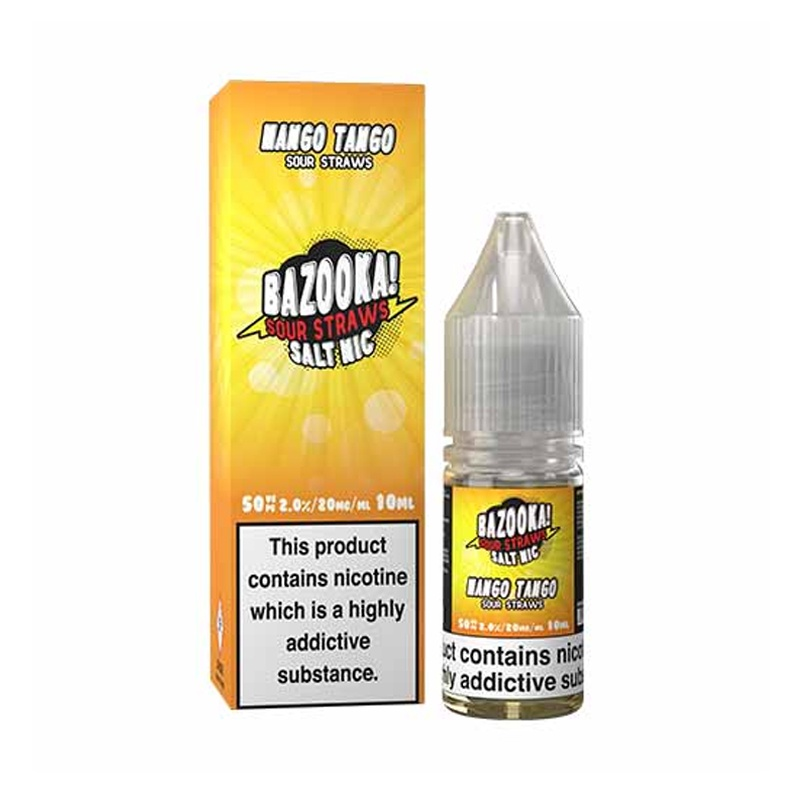 Bazooka Mango Tango Nic Salt 10ml